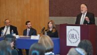 A recent conference convened by the Organization for the Resolution of Agunot (ORA). Yeshiva University