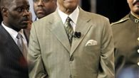 Louis Farrakhan will be among speakers calling for continued protections of Voting Rights Act. Getty Images