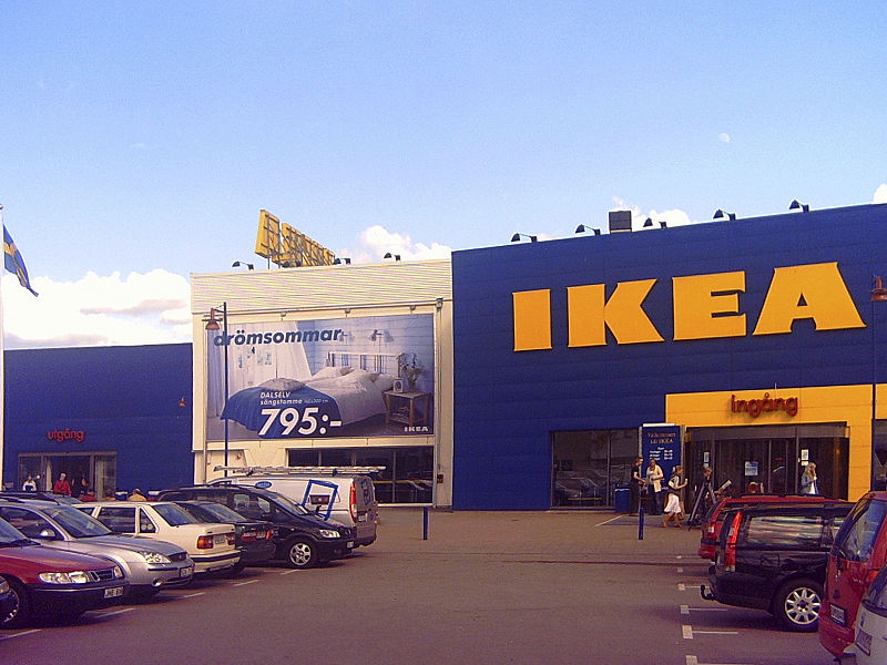 sweden and israel the ikea wars the times of israel. Black Bedroom Furniture Sets. Home Design Ideas