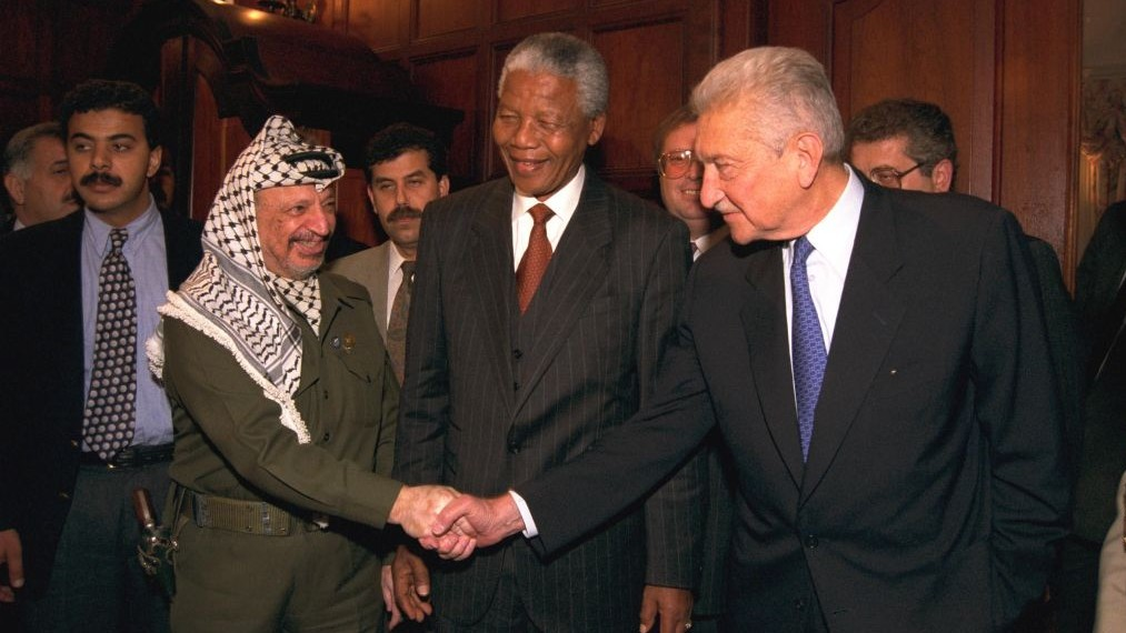 Nelson Mandela was close to Jews, resolutely loyal to Palestinians ...