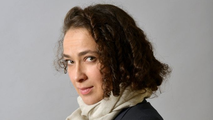 Rabbi Delphine Horvilleur (photo credit: Jean-François Paga)