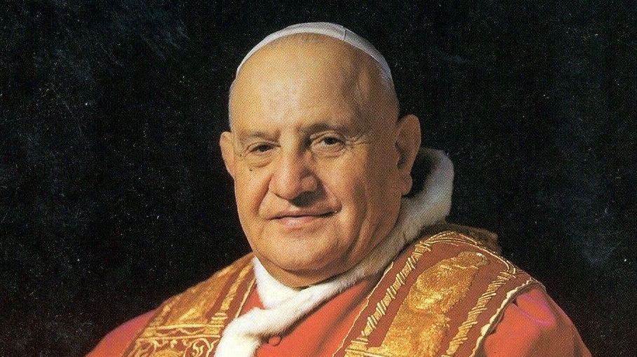 Portrait of Pope John XXIII (image: Wikimedia Commons / Public Domain)