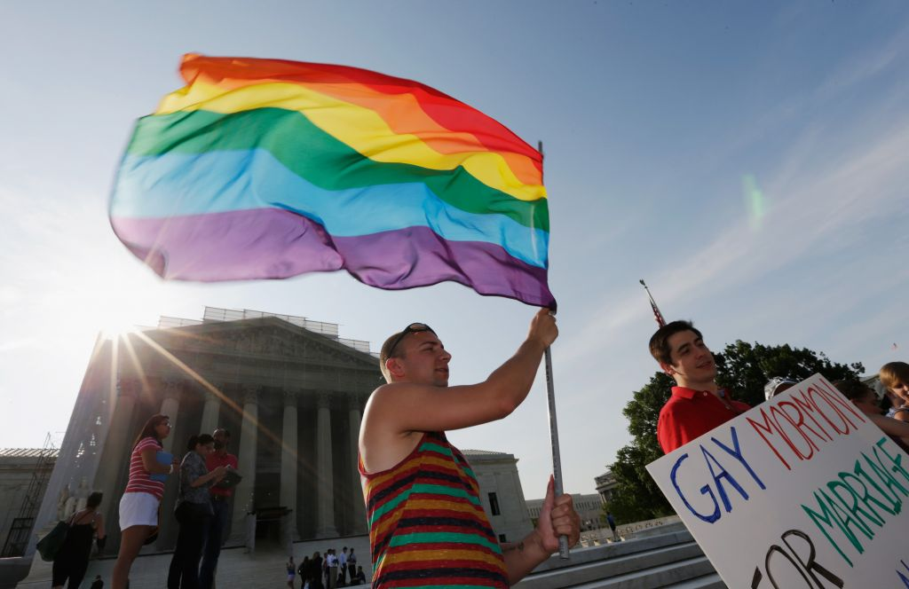 Supreme court addresses gay rights and free speech in