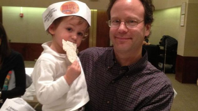At an Upper East Side shul, Hebrew School is a family affair. Photo courtesy Temple Shaaray Tefila