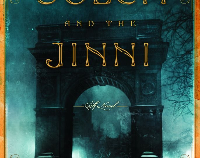 """The Golem and the Jinni,"" first-time novelist Helene Wecker."