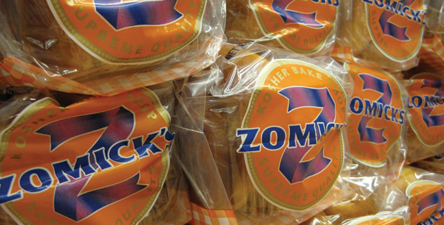 State inspections have found repeated health violations at Zomick's Bakery, producer of challahs and other products.