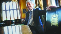 Speaker of the House of Commons, John Bercow