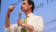 Anthony Weiner: Up to 'those of us in government' to end racial profiling. Getty Images