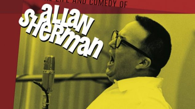 """Overweight Sensation"" is a shout-out to Allan Sherman."