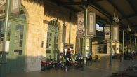 The refurbished First Station site features restaurants and shops. Michele Chabin