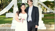 Lital Mosan and Yeshai Gordon, married May 22nd, 2013.