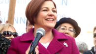 Christine Quinn gave $3.1 million to organizations linked to her donors, a report says.