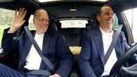 Jerry Seinfeld and David Letterman