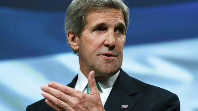 Secretary of State John Kerry: Seen as effective so far. Getty Images