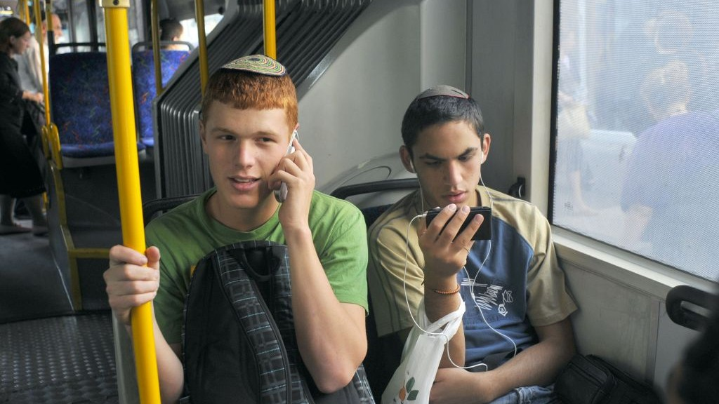 Israeli Kids Get Cell Phones Early Study Finds The