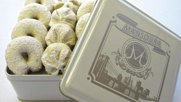 The Mansoura family's New Year maamoul pastry has roots in Syria and Egypt.