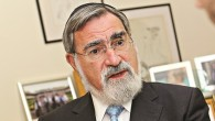 JN stamp chief Rabbi Sacks