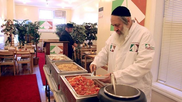 A side order of democracy: Masbia wants needy clients to be heard. Adam Dickter
