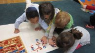 At Montessori schools like Luria, children work independently and in small, mixed-age groups. Photo courtesy Luria Academy