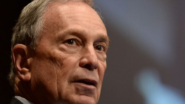 Mayor Michael Bloomberg: It's complicated. Getty Images