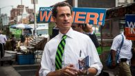 "Anthony Weiner: ""We never backed down, we never ducked."" Getty Images"