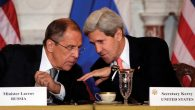 Russian Foreign Minister Sergey Lavrov and Secretary of State John Kerry came to terms on Syria. Getty Images