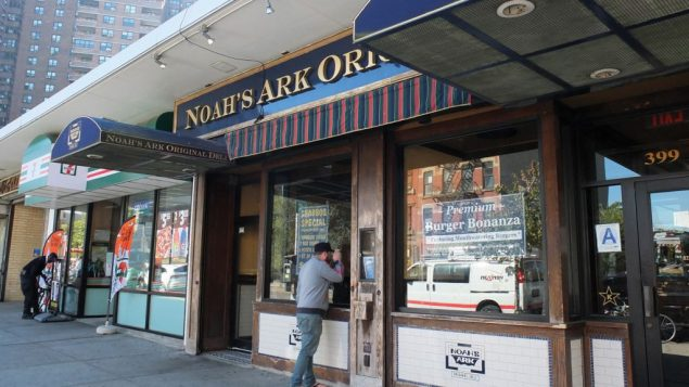 With Noah's Ark Deli gone, no supervised-kosher restaurant remains on the Lower East Side. Michael Datikash
