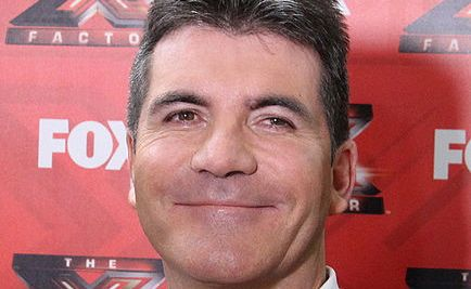 Media mogul Simon Cowell (photo credit: Wikimedia Commons)