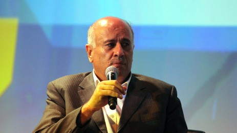 Fatah official Jibril Rajoub (Photo credit: Yossi Zamir/Flash 90)