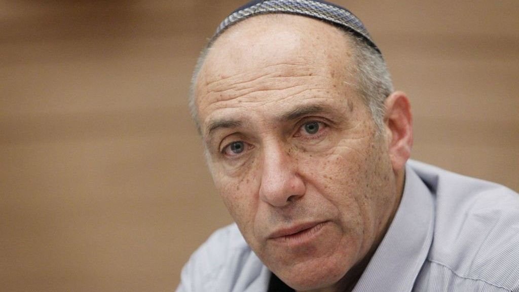 MK Moti Yogev of the Jewish Home party (Miriam Alster/Flash90)