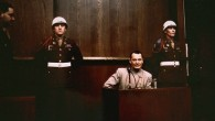Hermann Goering in the witness stand at Nuremberg trials. (photo credit: US Government/public domain)