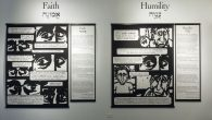 The Hanan Harchol Exhibit at HUC's museum.