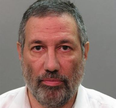 Rabbi Gary Lieberman abused a 10-year-old student and warned him not to tell, cops say. Photo courtesy NCPD