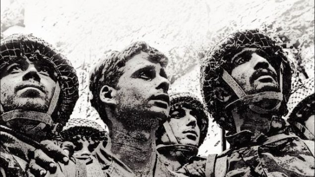 Halevi's book chronicles the lives of soldiers who fought in the '67 and '73 wars.