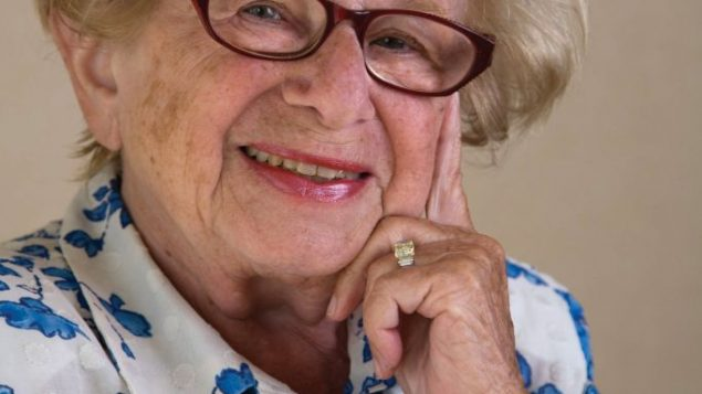 "Dr. Ruth Westheimer: At 85, ""busier than ever."""
