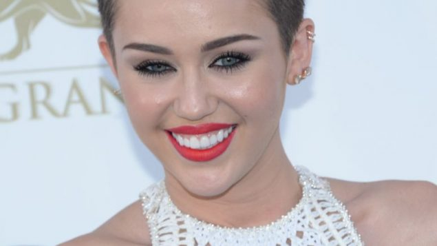 The joint will be jumping when Miley Cyrus plays Israel. Getty Images