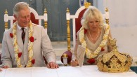 Royal visit to India - Day Eight