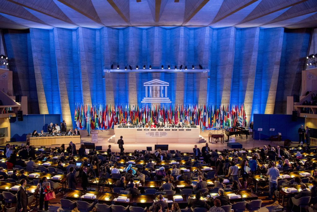 UNESCO cancels event on Jewish ties to Land of Israel | The Times of ...