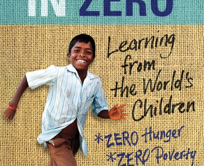 "In ""I Believe in Zero,"" Caryl Stern writes about the lessons she's learned working on behalf of youngsters around the world."