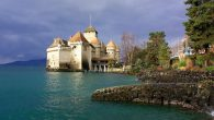 Chateau de Chillon, one of the fairy-tale castles that dot Lake Geneva. Photos courtesy Montreux-Vevey Tourisme