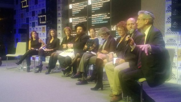 Prominent Jewish New Yorkers spoke out on priorities for the next administration at Talking Transition. Adam Dickter