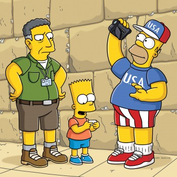 The Simpsons' celebrates 30 years of cartoon chutzpah | The Times ...