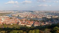 Panoramic view of Prague (Photo credit: DAVID ILIFF. License: CC-BY-SA 3.0)
