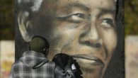 Mandela: Supported Israel, but was closer to the Palestinians. Getty Images