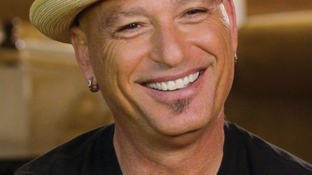 """Howie Mandel is one of the comics interviewed in Alan Zweig's """"When Jews Were Funny."""""""