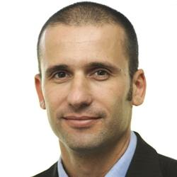Altair Semiconductor co-founder Eran Eshed (Photo credit: Courtesy)