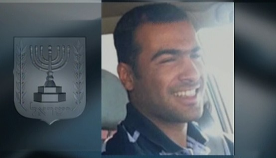 22-year-old Saleh Abu Latif, killed by a Gaza sniper Tuesd