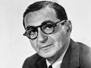 """Irving Berlin, composer of """"White Christmas."""" Getty Images"""