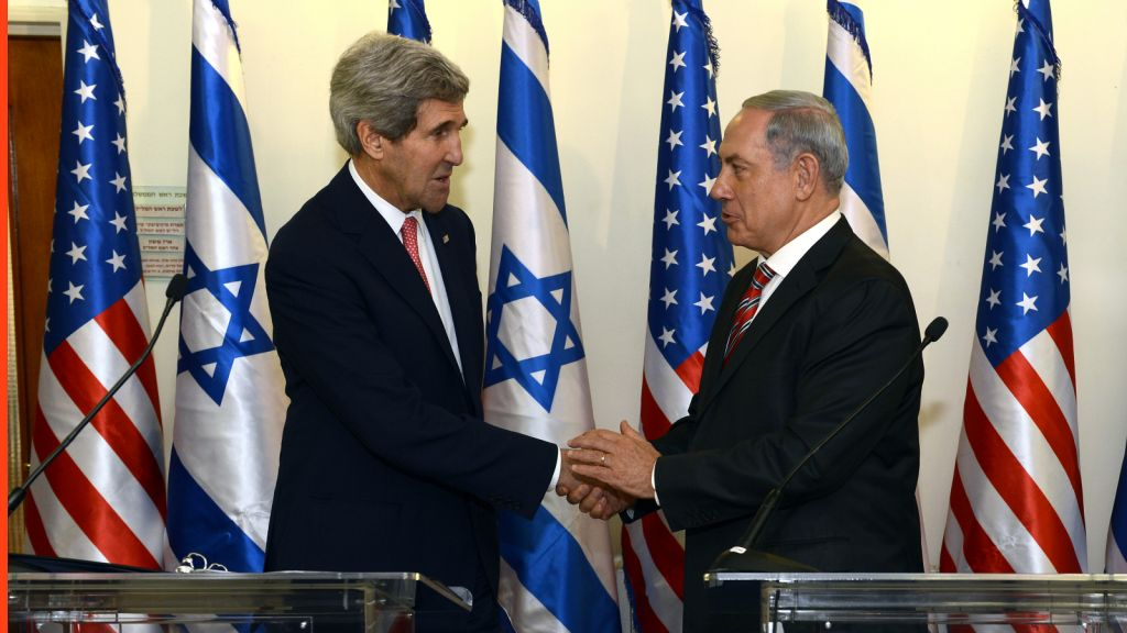 Kerry to Lay Out Mid-East Peace Vision in Speech Wednesday