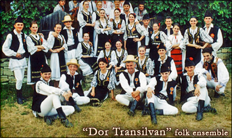 Dor Transilvan ensemble (photo credit: www.dortransilvan.startr.ro)
